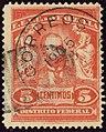 1905 5C Venezuela Congress Yv117 Mi83.jpg