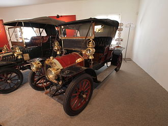 Unic - Image: 1909 UNIC 12hp 1800cc, 60kmh photo 1 1