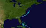 1912 Atlantic tropical storm 3 track.png