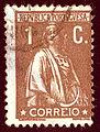 1917 Gris-lilas Portugal 1C Yv228.jpg
