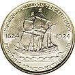 1924 50C Huguenot-Walloon New Netherland (reverse).jpg