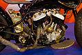 1942 Harley Davidson WLC Custom engine (6401224435).jpg