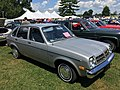 1978 Chevrolet Chevette four-door at 2015 Macungie show 1of3.jpg