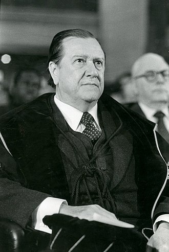 Rafael Caldera - Caldera in 1979