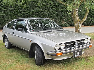 Alfa Romeo Sprint - 1978–1983 Alfasud Sprint