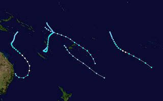 1994–95 South Pacific cyclone season cyclone season in the South Pacific ocean