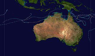 1997–98 Australian region cyclone season cyclone season in the Australian region