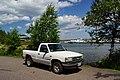 1997 Mazda B-2300 SE Pick-Up (35133454974).jpg