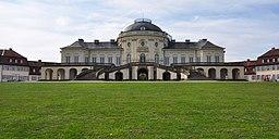 1 Schloss Solitude (Stuttgart) Nordseite