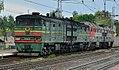 2ТЭ10В-4521, Russia, Yaroslavl region, Kotorosl station (Trainpix 207516).jpg