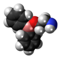 2-Aminoethoxydiphenyl borate 3D spacefill.png
