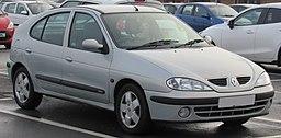2002 Renault Megane Fidji 16V 1.6 Front