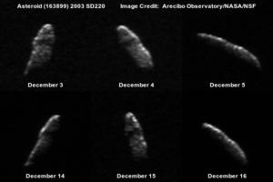 (163899) 2003 SD220 - Image: 2003SD220.Arecibo.20 15Dec 03 16.75m