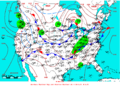 2008-03-14 Surface Weather Map NOAA.png