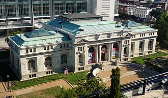 Historical Society of Washington, D.C. - Carnegie Library building, located at Mount Vernon Square, houses the Historical Society of Washington, D.C.