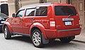 2008 Dodge Nitro (KA MY08) SXT 4x4 wagon (2018-10-12) 02.jpg