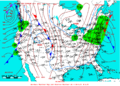 2009-03-02 Surface Weather Map NOAA.png