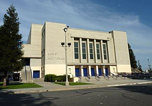 Bakersfield High School - The Harvey Memorial Auditorium