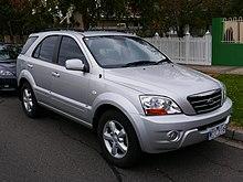 2009 Kia Sorento EX (Australia)