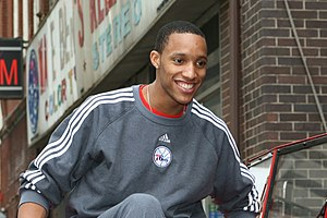 Evan Turner - Turner as a rookie