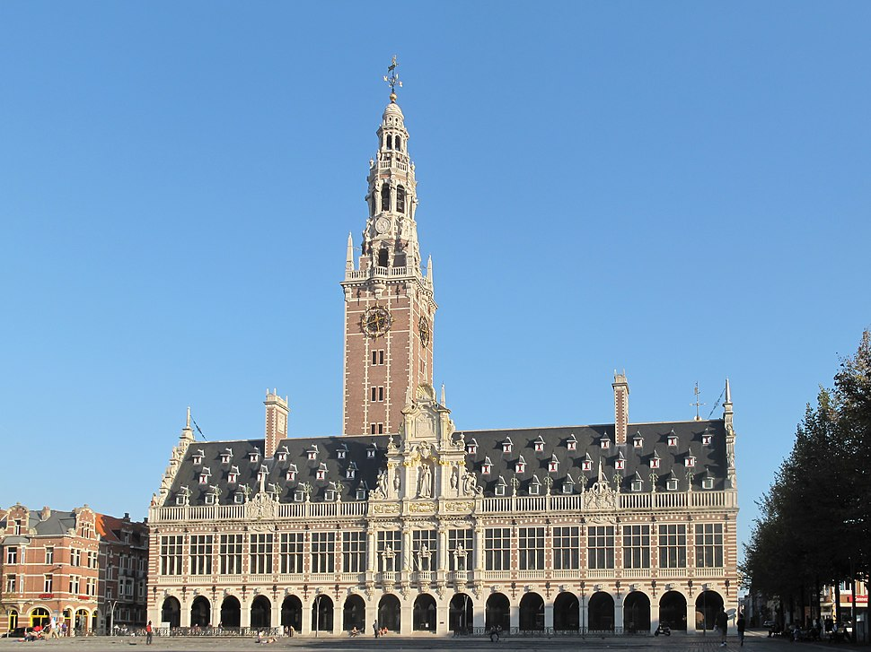 2011-09-24 17.42 Leuven, universiteitsbibliotheek ceg74154 foto4