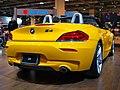 2011 BMW Z4 (5484084908).jpg