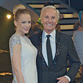 20140307 Dancing Stars Mirjam Weichselbraun Klaus Eberhartinger 3564.jpg