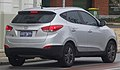 2014 Hyundai ix35 (LM Series II) SE wagon (2018-08-06) 02.jpg