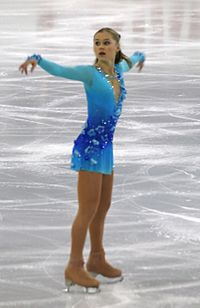 2014 ISU Junior Grand Prix Final Serafima Sakhanovich IMG 1597.JPG