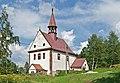 2014 Kościół św. Michała Archanioła w Siennej 01.JPG