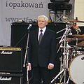 2015, Kornickie Spotkania z Biala Dama (Jerzy Lechnerowski, burmistrz of Kornik).JPG