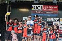 2016 MTB World Cup Albstadt - Men's elite (26605450443).jpg