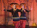 2016 Phnom Penh, Tradycyjny Kambodżański Pokaz Tańca (197).jpg