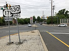 List of county routes in Middlesex County, New Jersey
