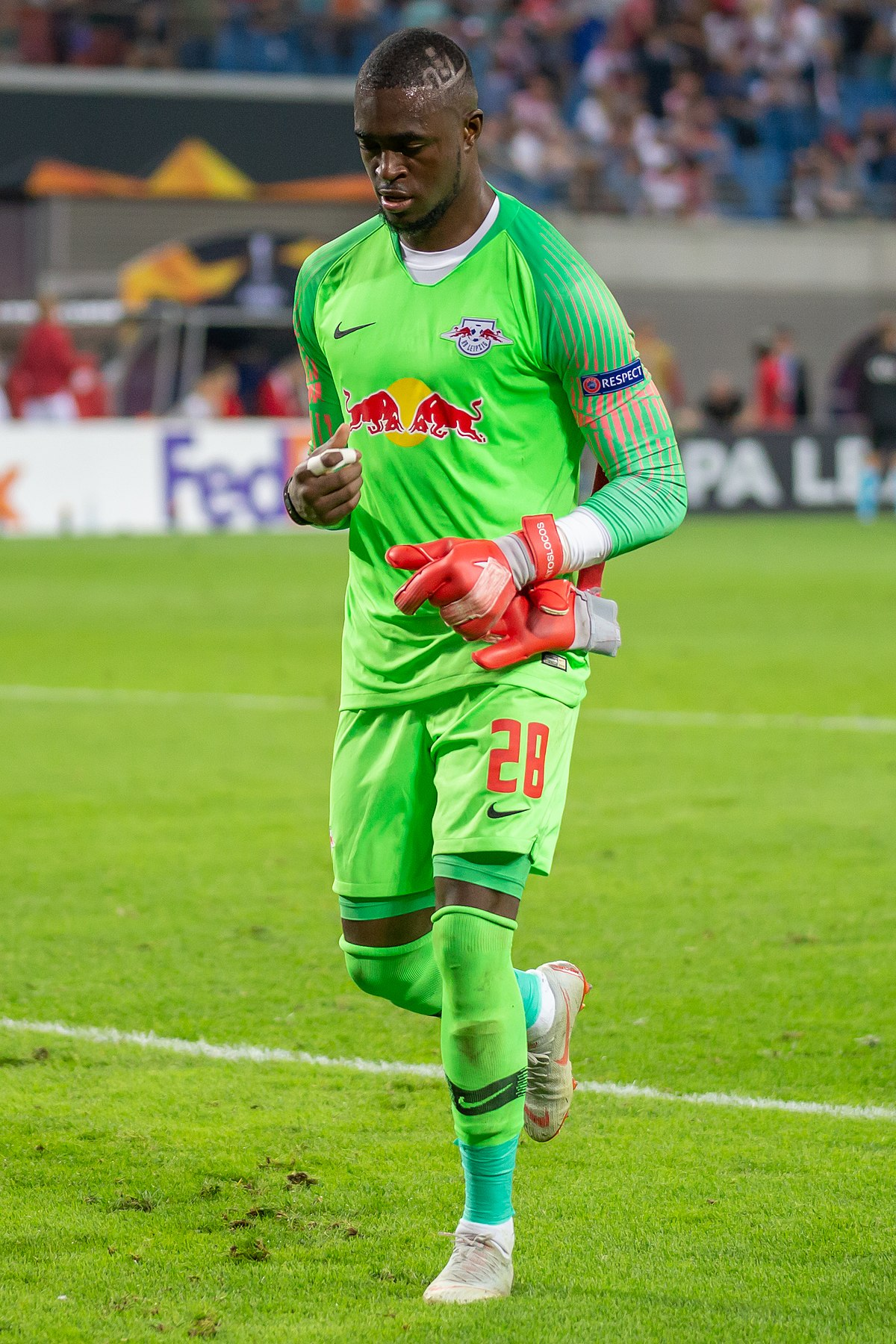 Yvon Mvogo