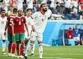 2018 FIFA World Cup Group B march IRN-MAR 3.jpg