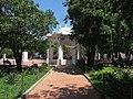 2018 Santa Marta (Colombia) - Centro Histórico - Palomas en el Parque de los Novios.jpg