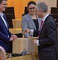 2019-01-18 Konstituierende Sitzung Hessischer Landtag FDP Büger 3935.jpg