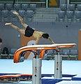 2019-06-26 1st FIG Artistic Gymnastics JWCH Men's Training 26 June Morning 2 Vault (Martin Rulsch) 19.jpg