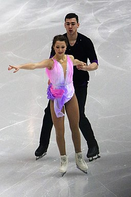 2019-2020 ISU Junior Grand Prix Final Annika Hocke Robert Kunkel 2019 12 05 0314