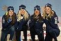 20190228 FIS NWSC Seefeld Medal Ceremony Team Sweden 850 5895.jpg