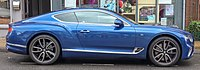 2019 Bentley Continental GT Coupe 6.0 Side.jpg