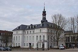 Schlossplatz in Saarbrücken