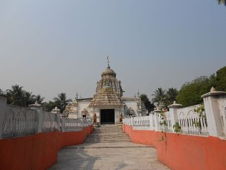 Nalconagar, Angul - 22 steps or baisi pahacha of nalconagar jagannath mandir