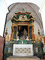250513 Altar in the church of St. Florian in Koprzywnica - 08.jpg