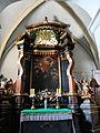 250513 Altar in the church of St. Florian in Koprzywnica - 10.jpg