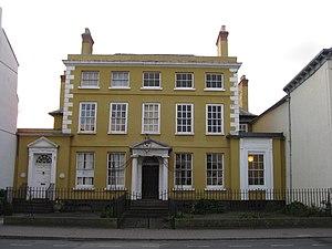 Cornwall House - Image: 265 No.58 Monnow Street Cornwall House