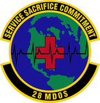 28 Medical Operations Sq emblem.png