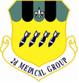 2 Medical Gp emblem.png