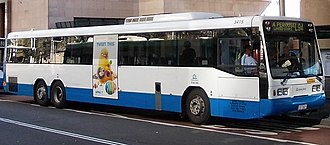 State Transit Authority - Ansair bodied Scania L113TRB 14.5-metre